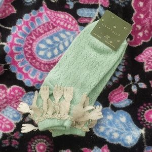 Fork and Spoon Ankle Socks
